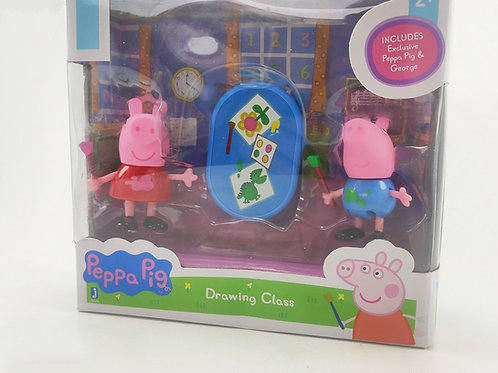 Salon de clases Peppa Pig