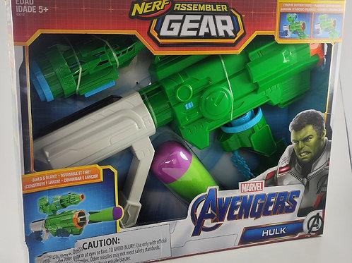 Lanza misil, Hulk Avenger, marca Hasbro
