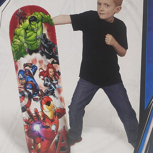 Porfiado inflable Avengers deMarvel.