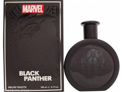 Perfume Black Panther de Marvel 100ml