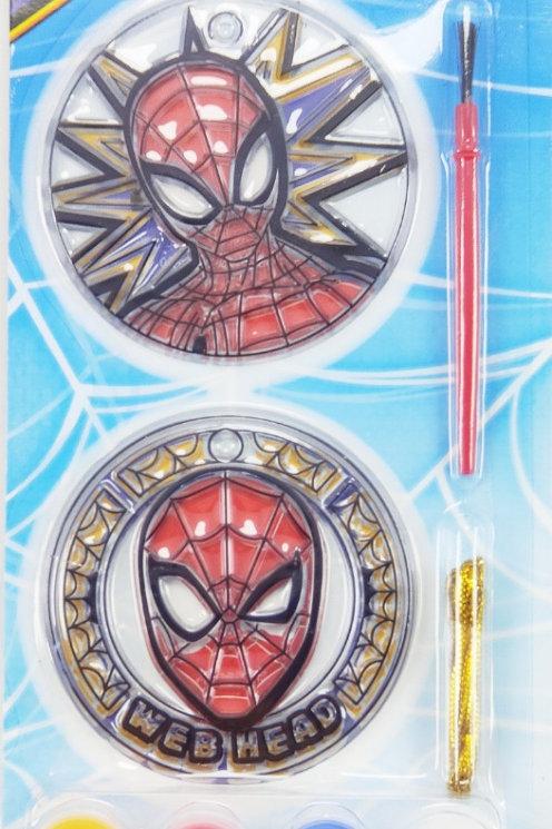 Kit pintura acuarela Spiderman