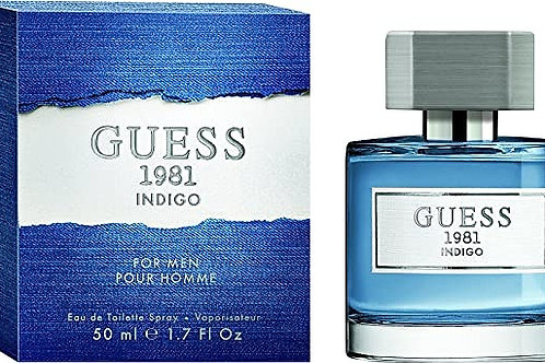 Perfume Guess 1981 Indigo 50ml