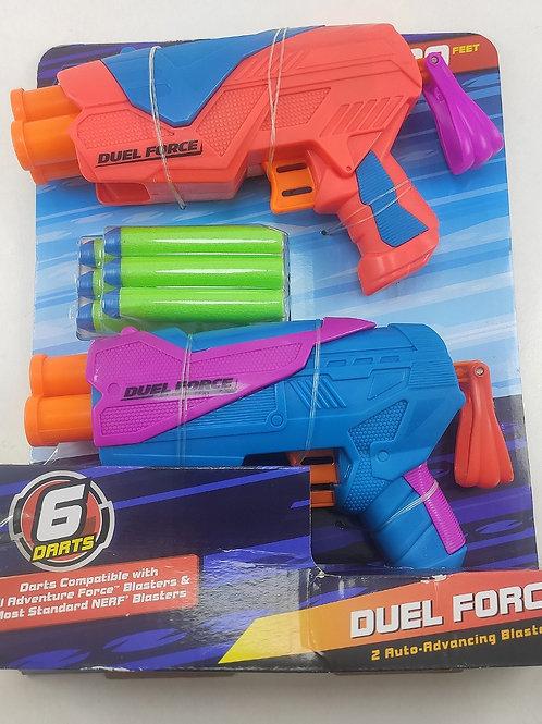 Set de 2 pistolas Dual Force