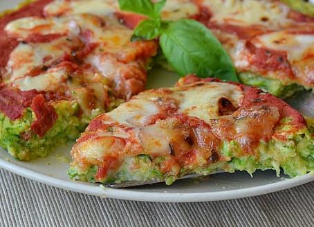 Recette : Pizza sans pâte