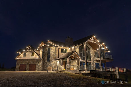 Outdoor and Landscape lighting London Ontario