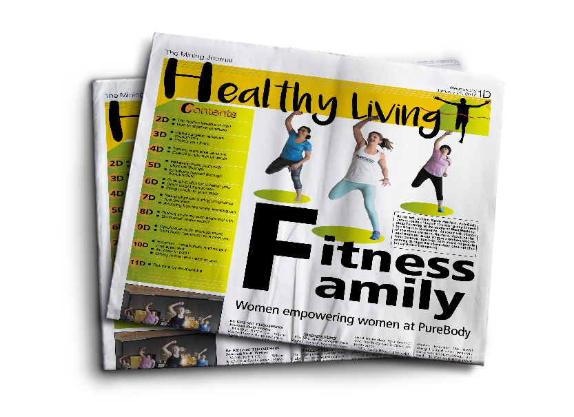 Healthy Living 2017