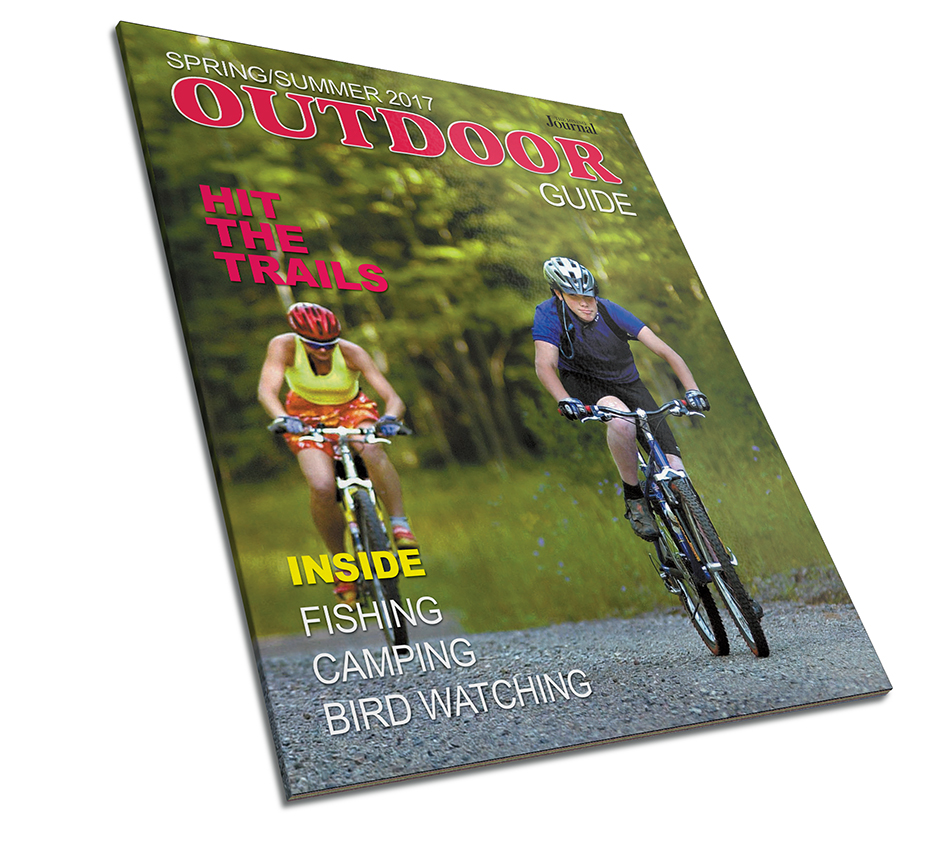 Outdoor Magazine-Spring/Summer