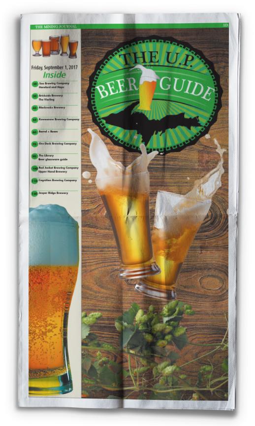 U.P. Beer Guide