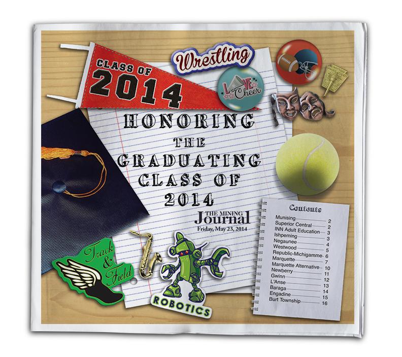 Graduation Tab 2014