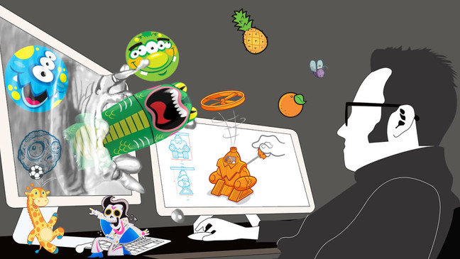 Illustration talks with Nate Maldonado
