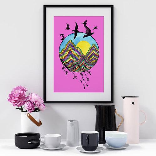 Jawbreaker Mountains