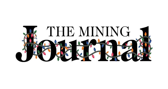 The Mining Journal Christmas Logo