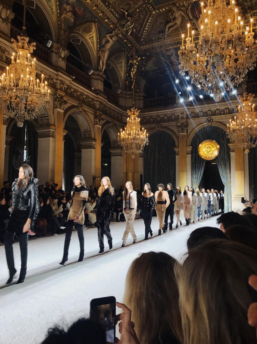 París Fashion Week F/W18-19 y como me robaron en un show