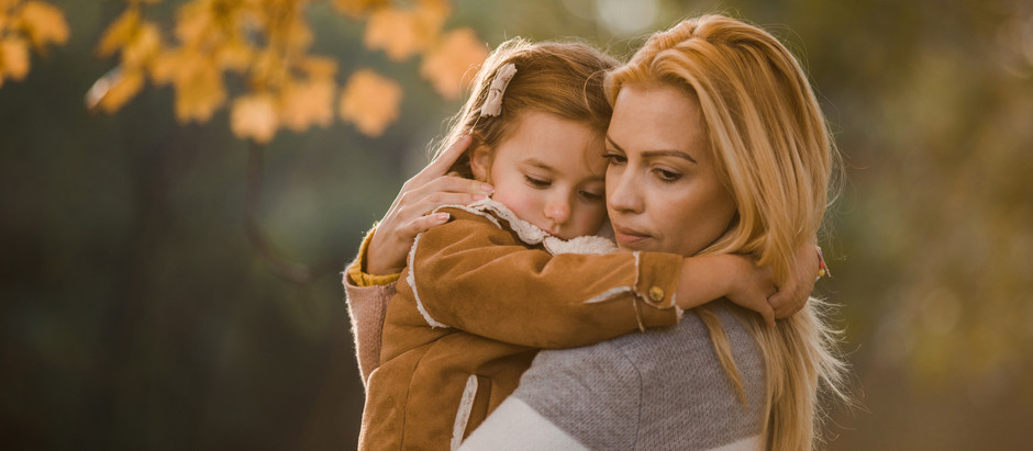 Secrets of the Seasons: How Seasons Changing is Hard on Moms