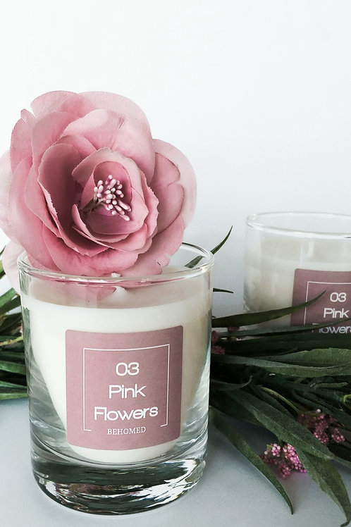 03 PINK FLOWERS