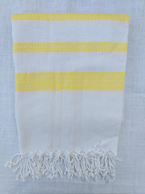 Beachtowel Yellow