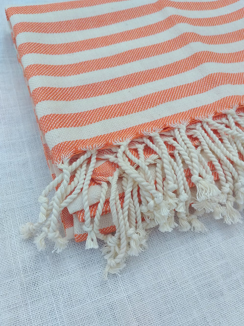 Beachtowel Orange