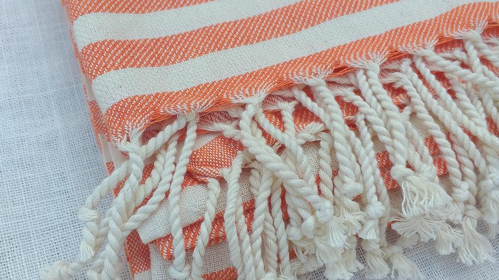 Beachtowel Orange