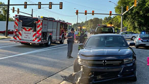 Wreck in Fieldale sends one person to the hospital