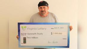 Local dairy farmer wins $2 million in Virginia Lottery