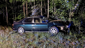 One taken to hospital in Henry County crash