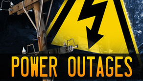 Power outages in Martinsville area linger after weekend storms