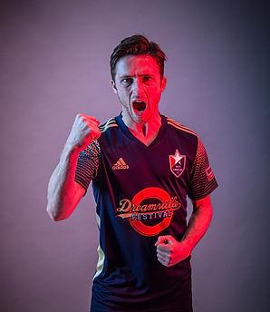 Daniele Proch NFCF footballer