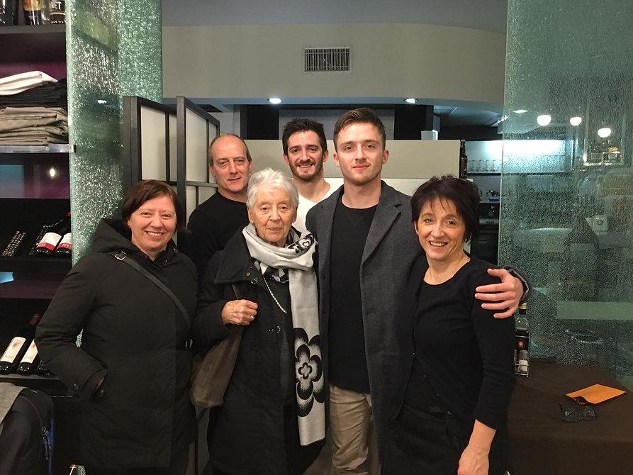 Daniele Proch family