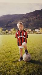Daniele Proch baby football