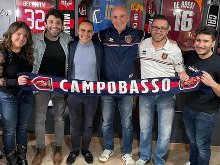 Italy's Serie D Club Campobasso Teams Up With New York-Based Platform Italian Football TV