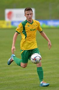 Proch Dro footballer