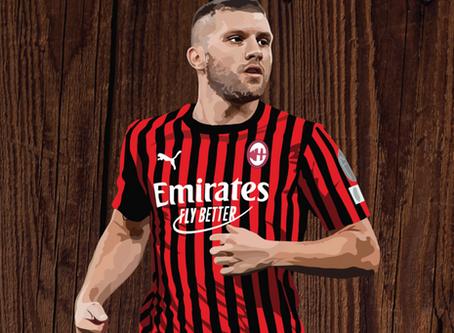 Ante Rebić: The pivotal player in Stefano Pioli's Milan