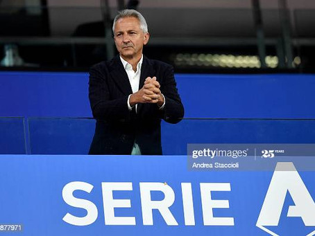 Serie A Seeks Italian Government Relief, Says It Will Lose €400 Million This Season From Coronavirus