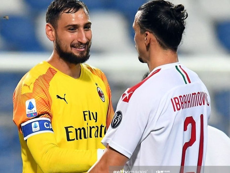 Serie A's Expiring Contracts: How Things Might Play Out For Gianluigi Donnarumma, Zlatan Ibrahimović