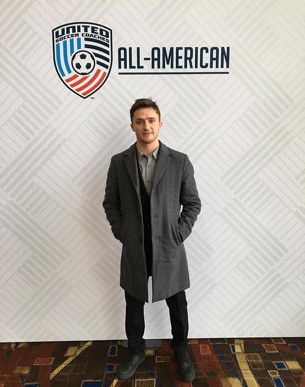 Daniele Proch footballer all american