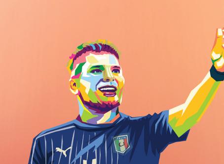 Ciro Immobile: Italy's all-round striker