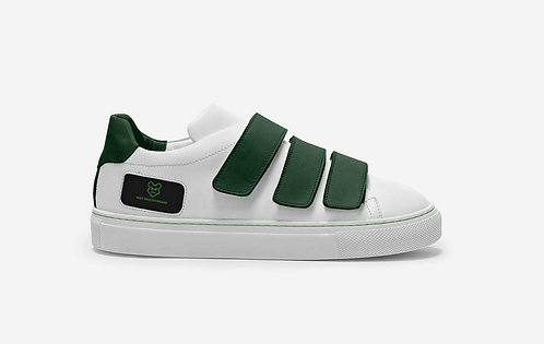 Mad English Kids Leather Sneakers