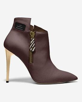 Mad English Leather Heels