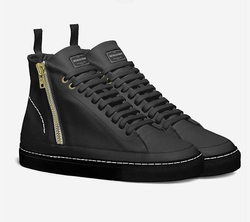 MAD ENGLISH BRAND Luxury zipper sneaker