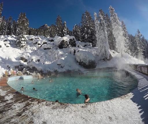 granite hot springs