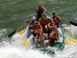 Best Rivers for Whitewater Rafting in the US