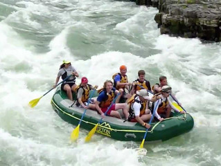Why Go Rafting with Kids?