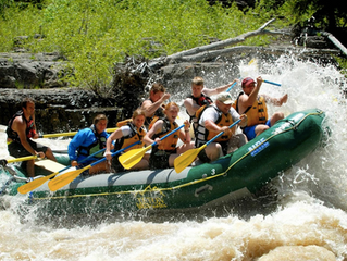 Top 5 Reasons to Say Yes to Adventure -- Rafting Edition