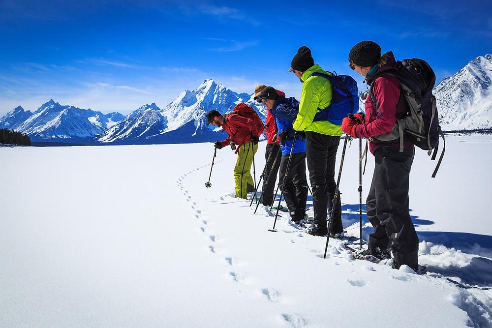 jackson hole cross country ski