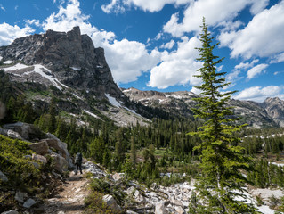 Top 5 Places for Hiking the Grand Tetons