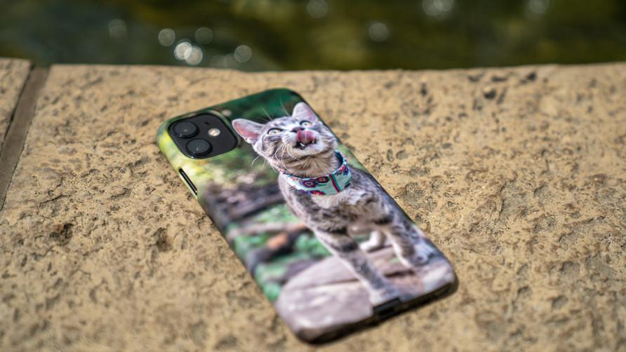 CASEAPP - iPhone 11 Custom Phone Case