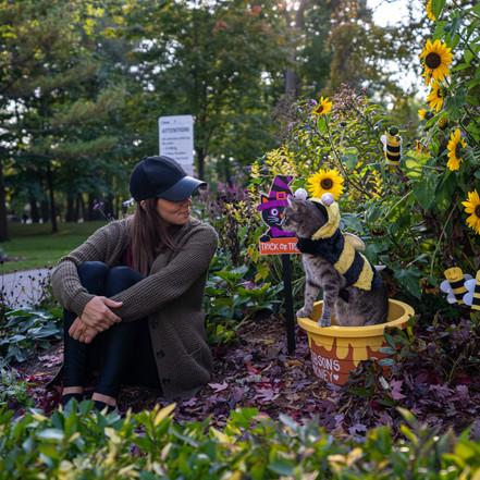 Bumble Bee Halloween Costume