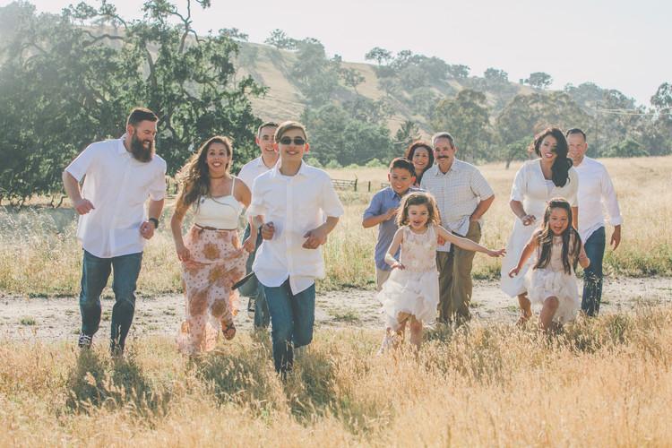 Central Coast Family Photos