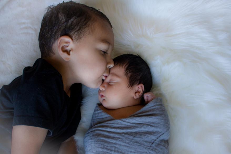 Roman Zimmerman Newborn- by LHphotograph