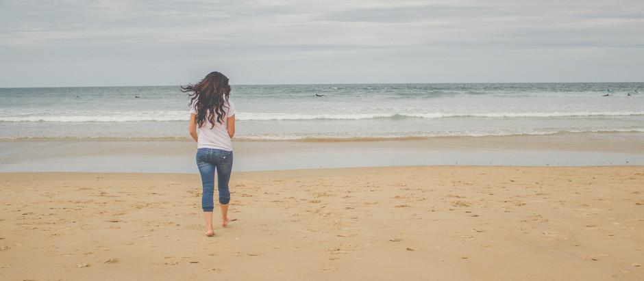 "4 ""secret beaches"" of Pismo beach."